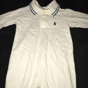 Baby Polo Ralph Lauren onesies (2 pack)